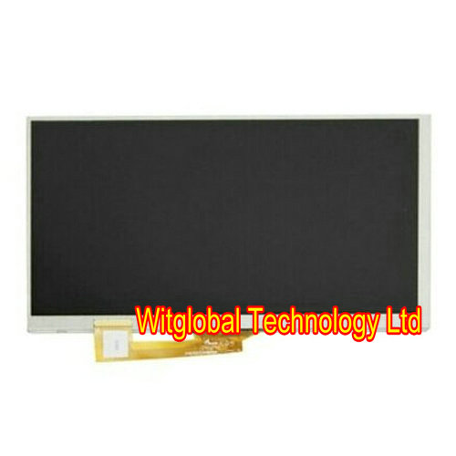New Tricolor GS700 LCD Screen Display Matrix For 7 General SatEllite GS700 Tablet 30Pin 1024x600 163x97mm LCD Panel Free Ship