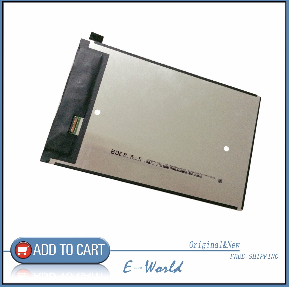 Original and New 8inch LCD screen TV080WUM NL0 TV080WUM NLO TV080WUM for tablet pc free shipping
