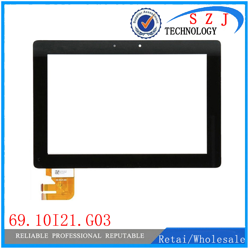 New 10.1 inch For Asus Transformer Pad TF300 TF300T TF300TG TF300TL 69.10I21.G03 Touch Screen Panel Digitizer Replacement used parts lcd display glass panel touch screen digitizer assembly frame for asus transformer pad tf300 tf300t 69 10i21 g03 wifi