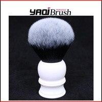 Resin Handle Synthetic Hair Men Shaving Brush