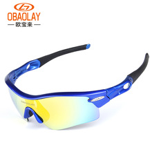 5 lens Polarized Cycling Sunglasses Sport Cycling Glasses Mens Mountain Bike Goggles Cycling Eyewear Bicycle Glasses Ciclismo