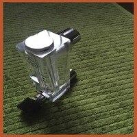 LZT-6T 5-25 L/min Tipo Quadrado Do Painel de Gás Fluxômetro Medidor De Fluxo De Ar rotameter LZT6T Ferramentas De Medição De Fluxo