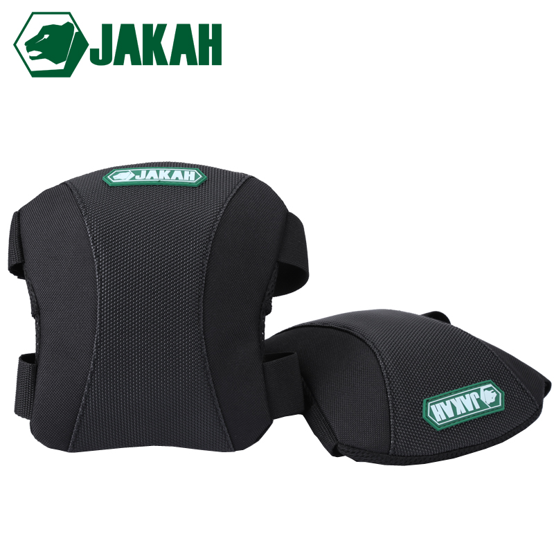 JAKAH Construction Workers Outdoor Elastic Knee Set Knee Pads For Work Protective Kneepads Free Shipping