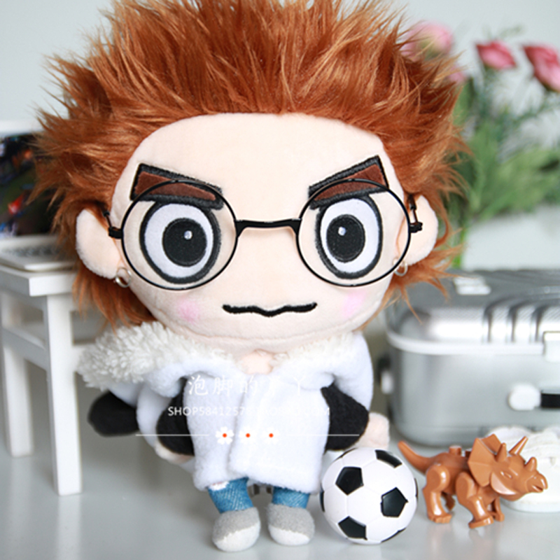 Doll Eyeglasses Spectacles Anime Stuff Suitable For Got7 3rd 11.5cm Doll Glasses Clear And Distinctive Toys & Hobbies