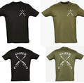 Special Air Service Men T-Shirt Sniper Badge Military Army Shooting T Shirt SAS Homme Tops Tee Shirts Plus Size Free Shipping