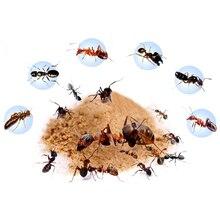 12 шт./партия муравьиная Порошковая наживка муравьи репеллент отпугиватель ловушка уничтожитель контроль за паразитами Уничтожьте муравьиную колонию яд