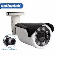 2MP AHD Camera 1080P Motorized Lens 4x Zoom 4 IN 1 AHD CVI TVI CVBS Dome