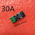 1 unids 30A Rango ACS712 ACS712T ACS712TELC-30A Módulo Módulo de Sensor de Corriente