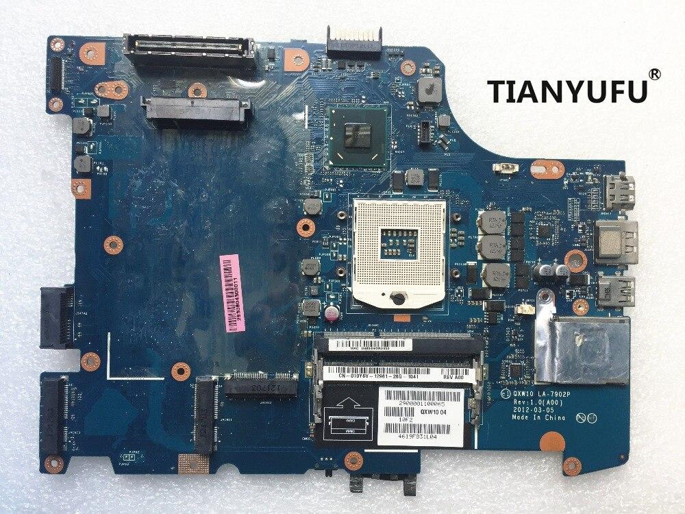 Brand NEW FOR Dell Latitude E5530 Laptop motherboard QXW10 LA 7904P LA 7902P Motherboard CN 05KP1Y