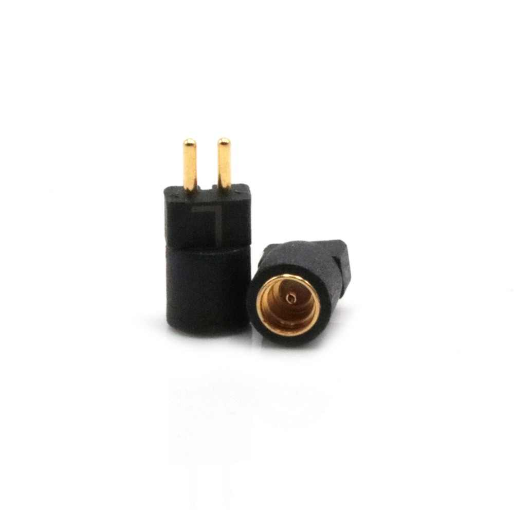 CIEM 0.78mm 2Pin do MMCX mini słuchawki wtyczka adapter do kabla