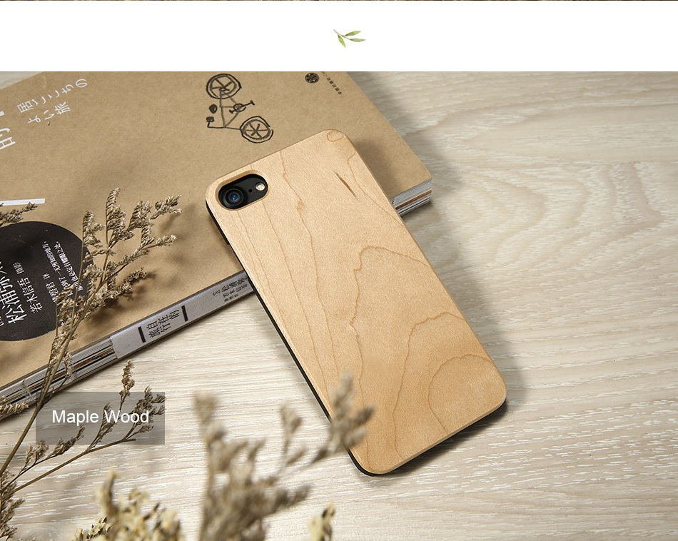 For iPhone 7 iPhone 7 Plus Case Natural Bamboo Wooden Phone Cases For iPhone 6 6S Plus 6 Plus (13)