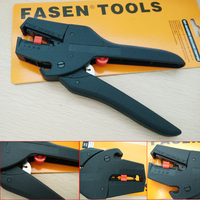 FS D3 Self Adjusting Insulation Wire Stripper Range 0 08 4mm2 With High Quality TOOL
