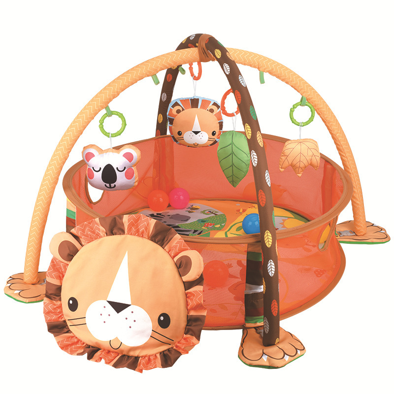 Multifunctional baby activity crawling mat ocean ball pool baby toy game blanket lion turtle fitness rack носки низкие toy machine turtle ankle page 1 href