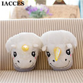 3-8 years old Boys And Girls Unicorn Slippers KIDS Chaussons Licorne Funny Plush Home Shoes Children Enfant pantoufle pantufas