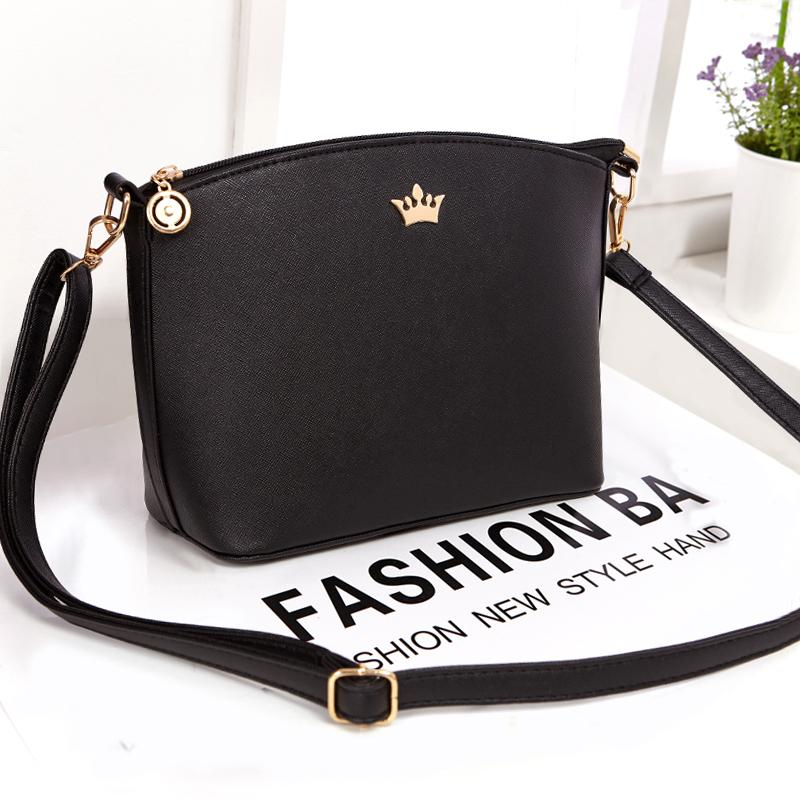 2017 Women Bags Female handbags black Purses And Handbags shell ladies hand bags crossbody bags for women messenger shoulder bag