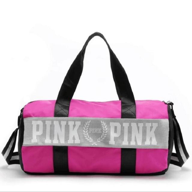 Love Pink Women Travel Bags