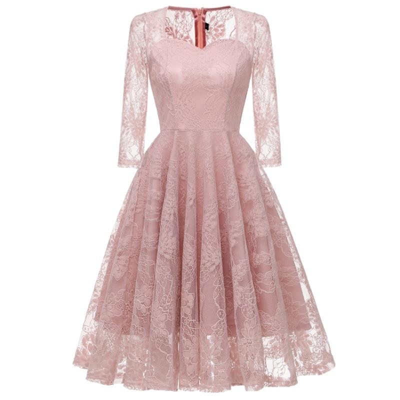 2019 Sexy Short   Prom     Dresses   robe de soiree Lace A-line Evening   Dress   vestido de Fast Shipping