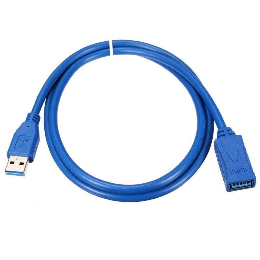 Высокая скорость USB 3,0 тип мужчин и женщин удлинитель Кабель адаптер 1 М 1,5 м 3 м