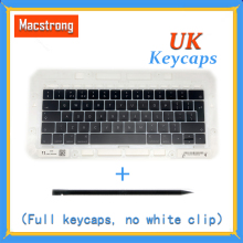 New Original A1706/A1707/A1708 UK Keycaps For Macbook Pro/Air Retina 13″ 15″ A1932/A1990/A1989 UK Keys Replacement Keyboard