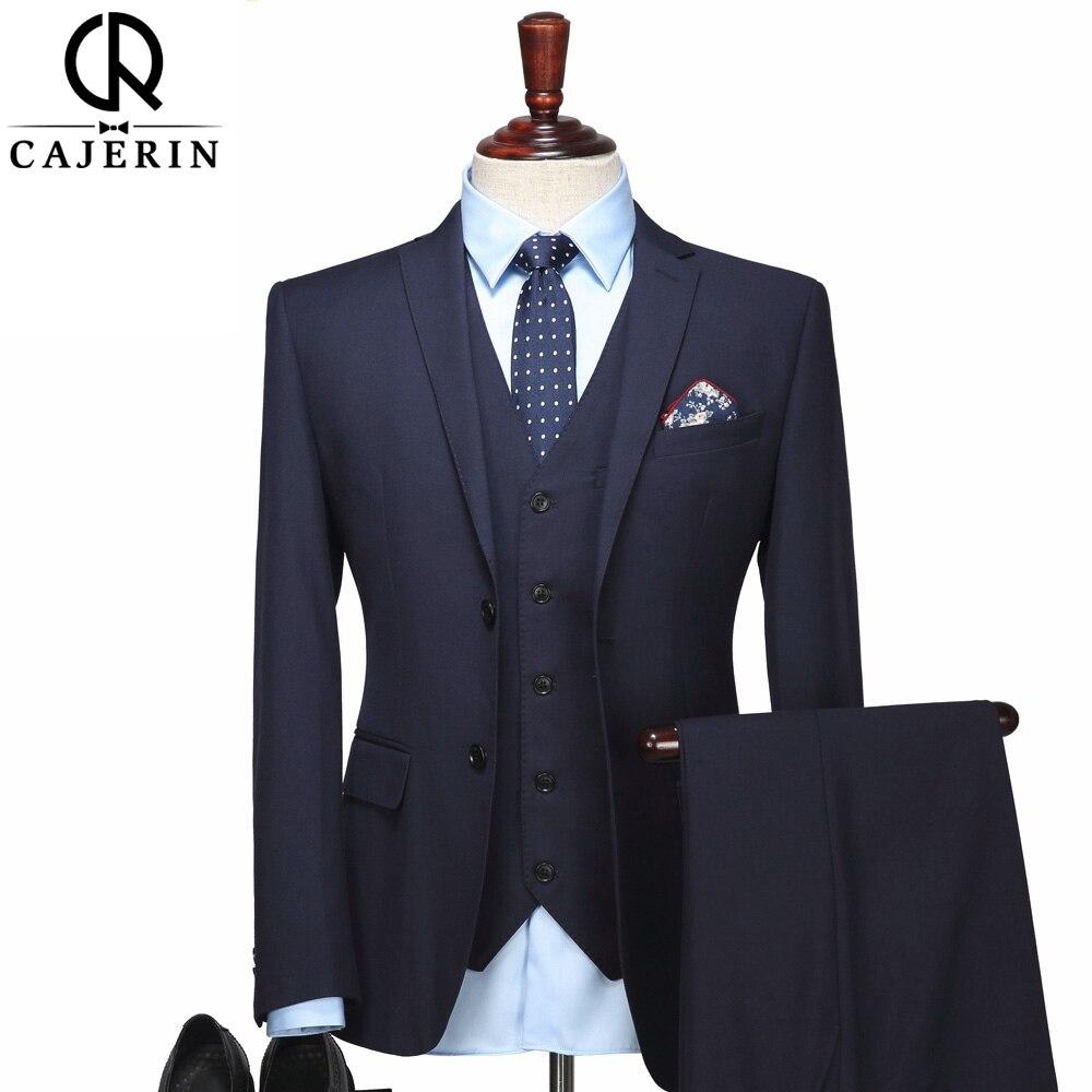Cajerin Wool Men Clothings
