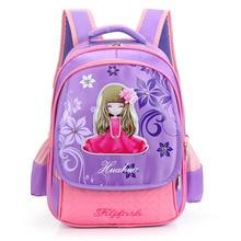 2019 New Cartoon Children Waterproof Backpacks School Bags for Girls Cute Schoolbag Kids Girl Book Bag Mochila Infantis Escolar