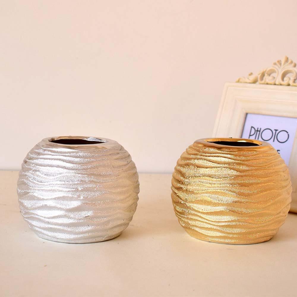 achetez en gros argent fleur vase en ligne des grossistes argent fleur vase chinois. Black Bedroom Furniture Sets. Home Design Ideas