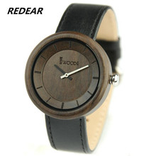 REDEAR1628, luxurious leisure women's watches, high-end brand quartz watches, fine carved bamboo dial, men's fashion watches