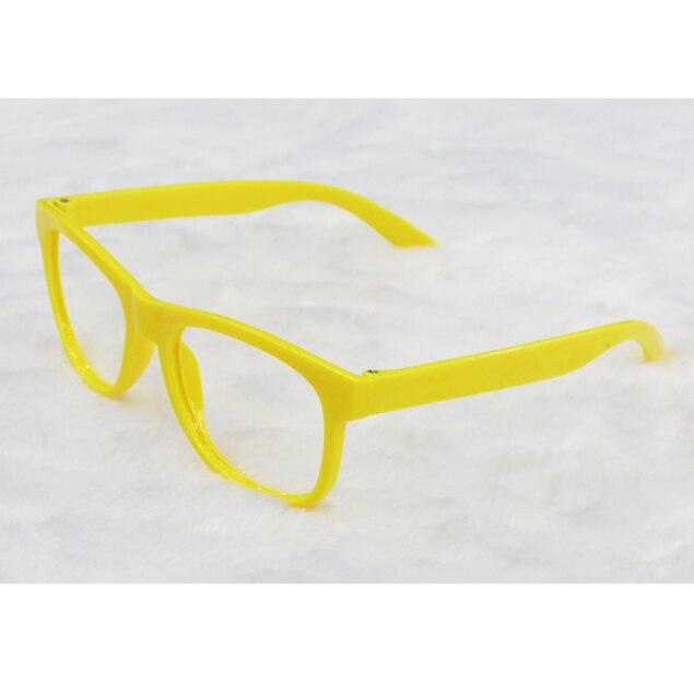 Terbaru Bergaya Laki laki Perempuan Anak Anak Partai Aksesoris Kacamata  Bingkai Ada Lensa kuning di Kacamata Frame dari Aksesoris Pakaian  AliExpress.com ... c274983eb7