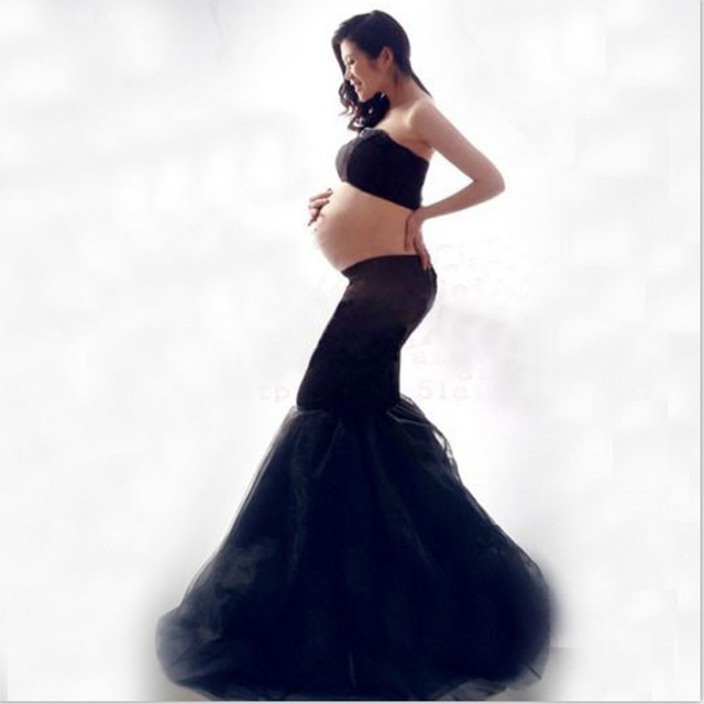 Hot Sale Lace Maternity Photography Props Clothes Pregnancy Gown Set ...