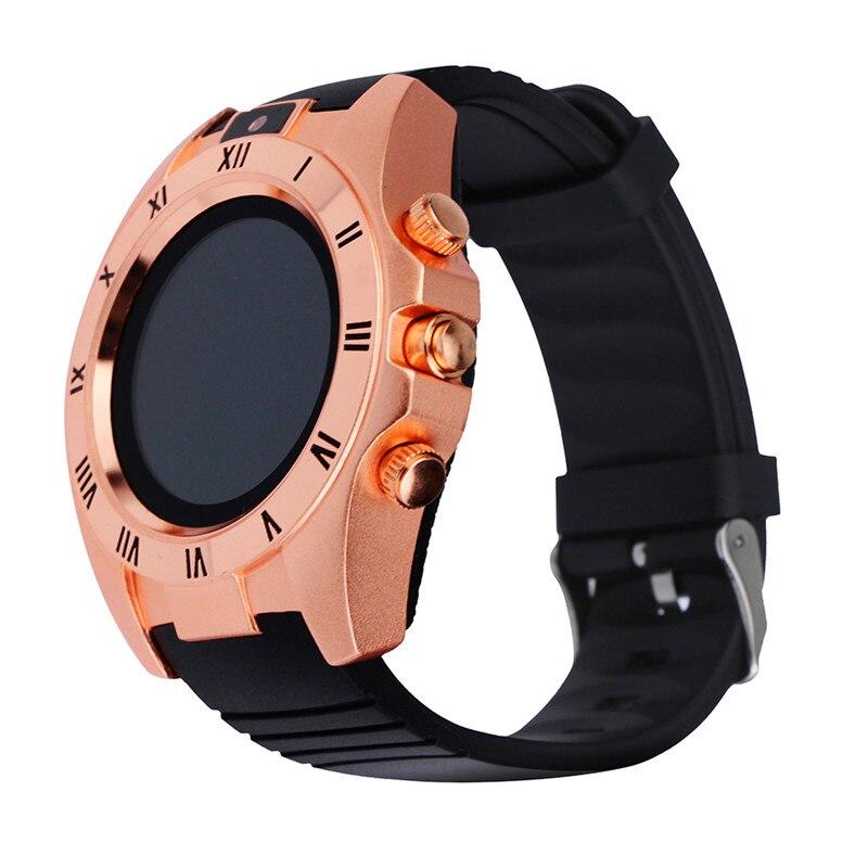 Galleria fotografica 2017 D'origine Pewant Smart Watch Android Porter Horloge Smartwatch Hommes de Montre Bluetooth Connecté Carte Sim Appel Téléphonique PK GT08 A1