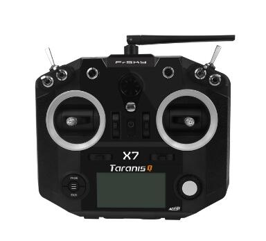 FrSky ACCST Taranis Q X7 2 4GHz 16CH Transmitter For RC Multicopter