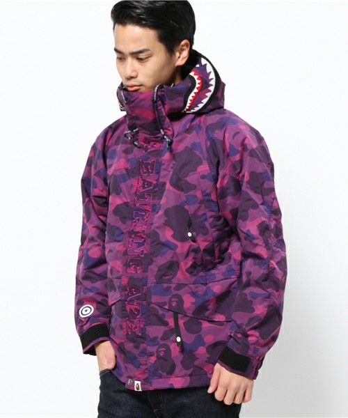 3d05c8dfbc6db bape Jacket 2015 European brands Harajuku street Military camouflage pocket  Print Men's fashion cotton long coat jacket M-XL