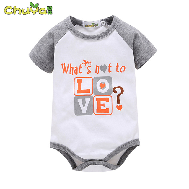 fb702a4c3 Aliexpress.com   Buy 2018 Summer Stylish cute letters printing baby ...