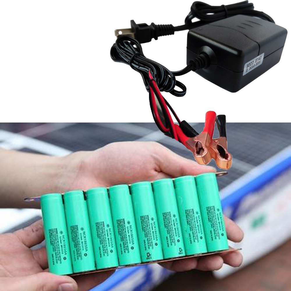 36v Electric Bike Lithium Ion Battery Pack Fault Repair