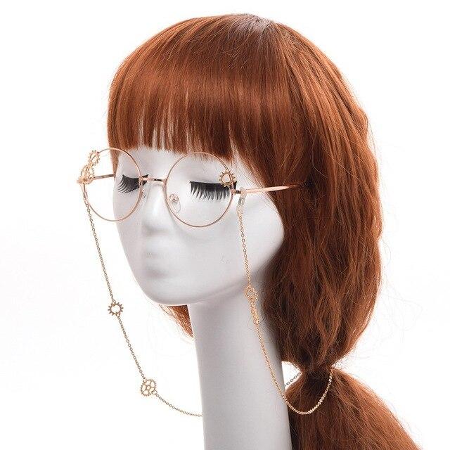 Стимпанк очки с шестеренками в двух вариантах 3