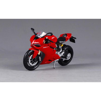1 12 Dukati 1199 Panigale Motorcycle Alloy Car Model Scale Die Cast Model Diecasts Vehicles Collection