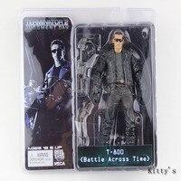 7 18cm NECA The Terminator 2 Action Figure T 800 Battle Across Time Arnold PVC Figure