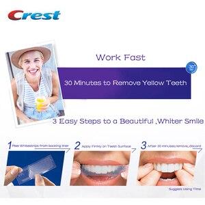 Image 5 - 3D Whitestrips Luxe 전문 효과 구강 위생 치아 미백 치과 치료 5/10/20 치료 Original White Strips