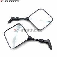 Universal Folding Motorcycle Mirror motorbike Side Mirrors Rearview Mirror For Honda CBR954RR CBR600RR CBR900RR CBR 600 F2,F3