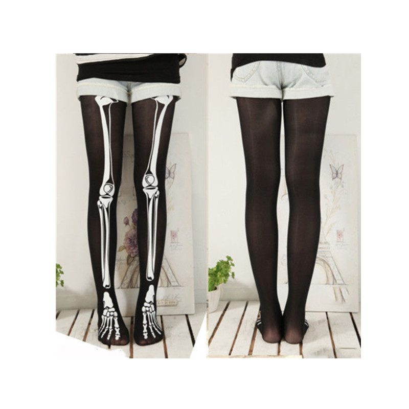 Black Women Temptation Sheer Mock Suspender Tights Cat Pantyhose Stockings Cool Mock Over The Knee Double Stripe Sheer Tights W3