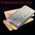 Для Samsung note2 3 4 5 Всего Тела Наклейку Кожи Bling блеск Защитная Наклейка Чехол для Samsung galaxy note2 note3 note4 note5