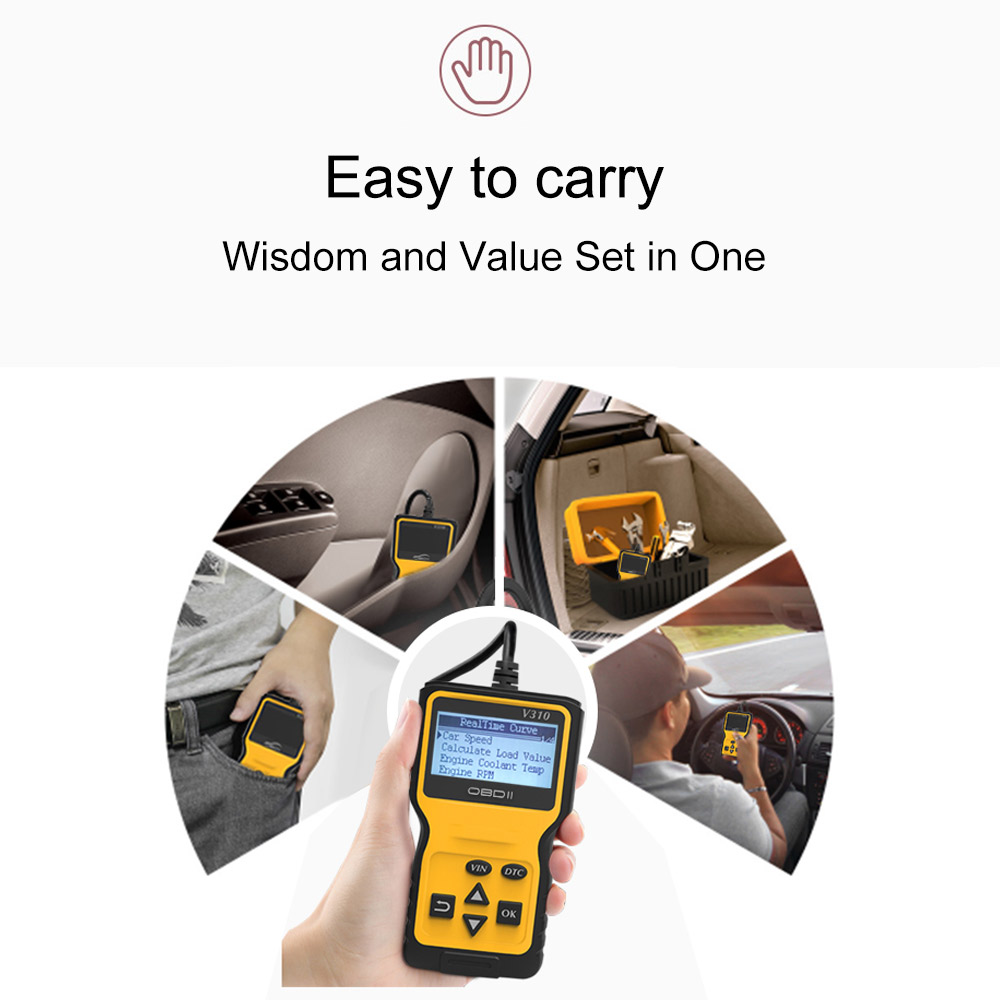 Image 5 - AOSHIKE OBD Diagnostic Tool OBDII Protocols Smart Scan Tool  Code Reader Engine Check OBD2 Scanner Professional-in Code Readers & Scan Tools from Automobiles & Motorcycles