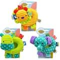 Newborn Kids Toys Stroller/Bed/Cot Crib Hanging Infant Baby Educational Multifunctional Cartoon  Animal Pattern Rattles Toy