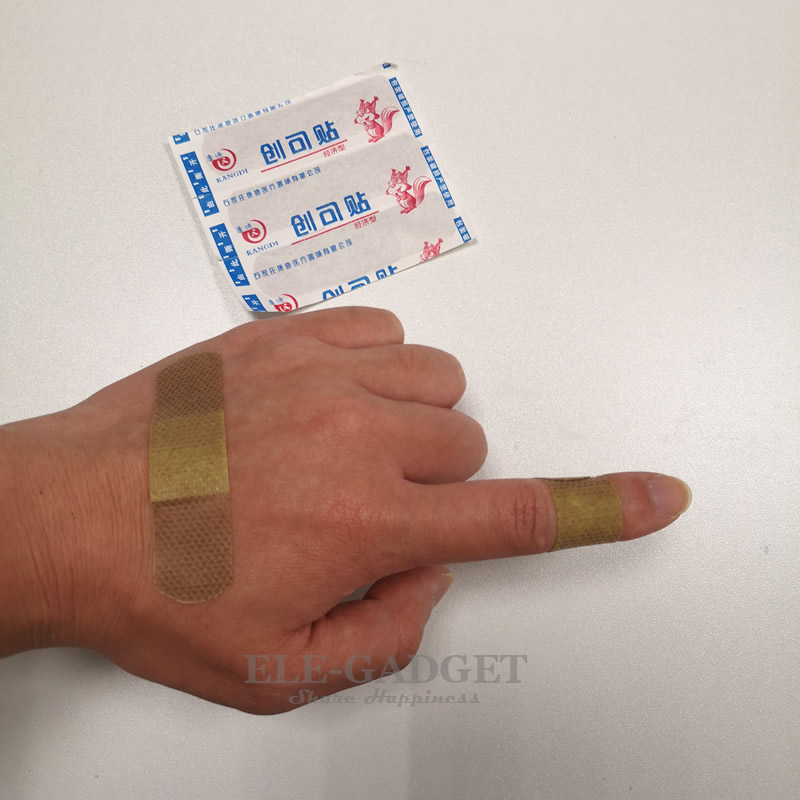 20-50-100Pcs Wound Adhesive Paster Medical Anti-Bacteria Band Aid Bandage Sticker For Home Travel First Aid Kit Supplies