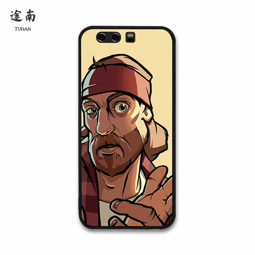 Game gta san andreas free case For HUAWEI P10 lite P20 nova 2 mate 8 9 10  pro cool sport Cover Case for HUAWEI case