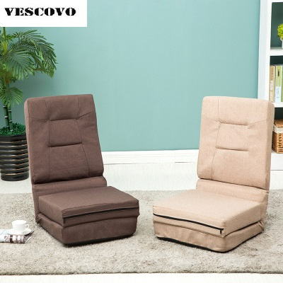 Lazy Sofa Chair Single Folding Bed