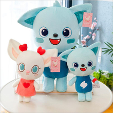 купить Creative Cute Cartoon Deer Short Plush Toy Stuffed Animal Plush Doll Toys Children Birthday & Christmas Gifts дешево