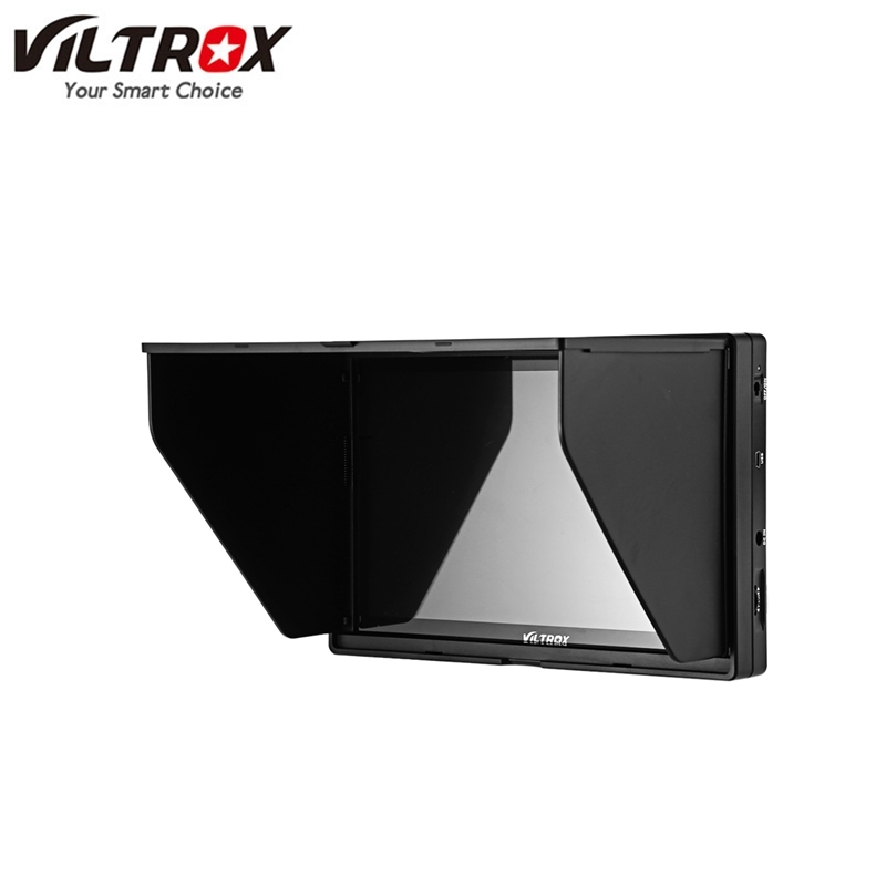 Viltrox DC-90 Video Monitor HD 8.9'' Super Large Screen LCD HDMI AV Camera Video Monitor Display for Canon Nikon DSLR BMPCC