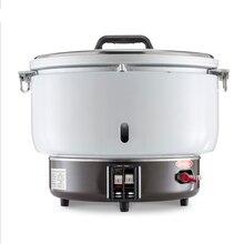 Коммерческий 7L тип газа рисоварка машина большой емкости рисоварка сжиженный/природный газ кухонный комбайн для ресторана