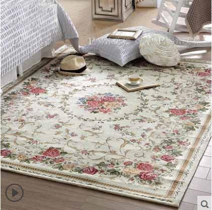Qonaq otağı üçün xalça Yataq otağı üçün xalça və ev - Ev tekstil - Fotoqrafiya 1